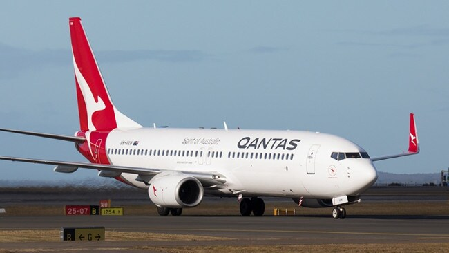 An ADF staff member who has now been diagnosed with coronavirus flew on Qantas and Virgin planes of February 28.