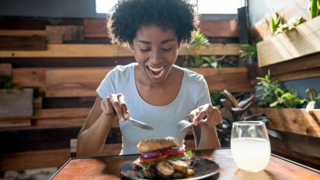 The Foodie loves all types of food and the whole food experience. Image: iStock.