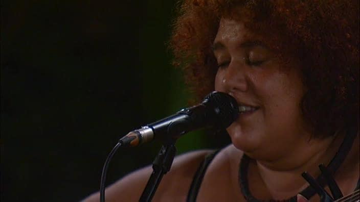Casey Donovan performs On I'm A Celebrity…Get Me Out Of Here!