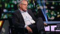 Waleed Aly and Scott Morrison on the Project   Credit: TEN