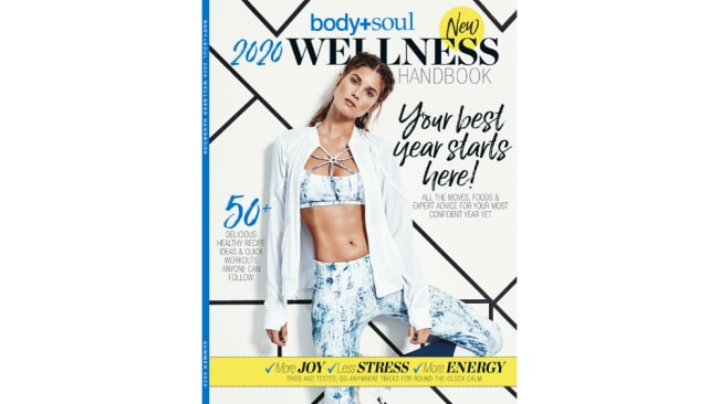 Get your hands on a copy of our latest body+soul magazine for only $9.99.