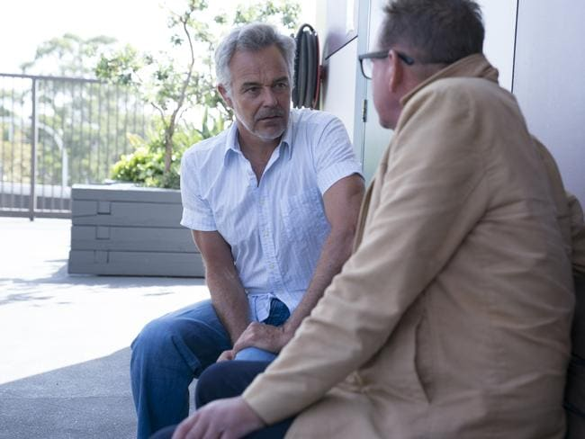 Cameron Daddo learned a lot during his time on the streets of Sydney.