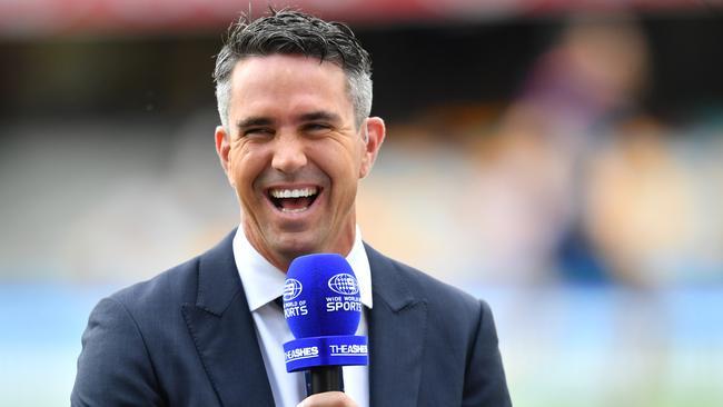 Former England player Kevin Pietersen has been taking pot shots on social media.