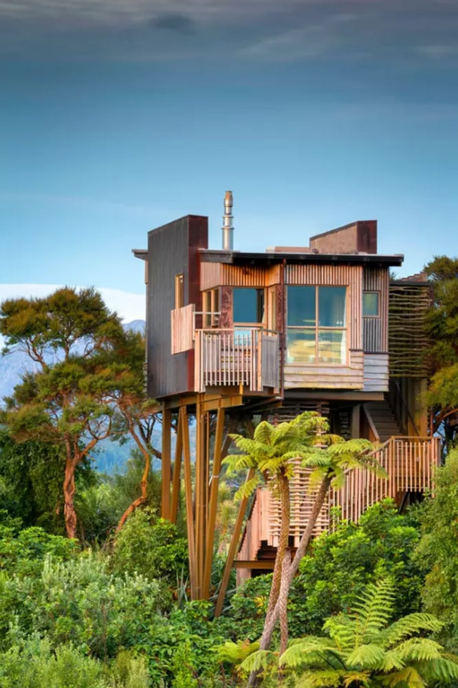 9 treehouses you can rent on Airbnb