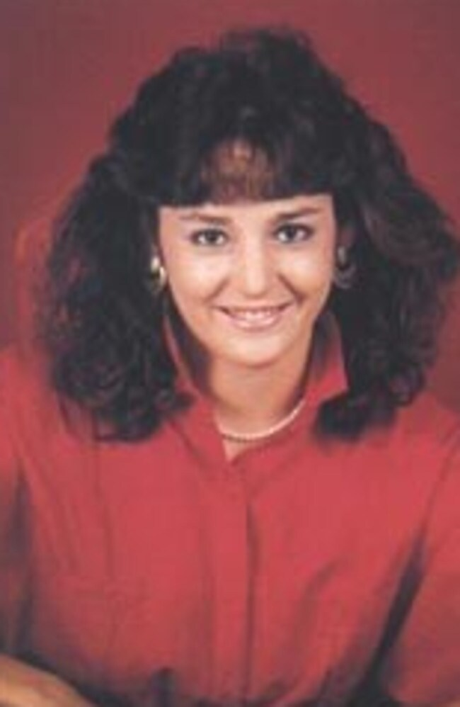 Joy Stewart was pregnant when McGuire abducted, raped and murdered her and dumped her body in the woods.