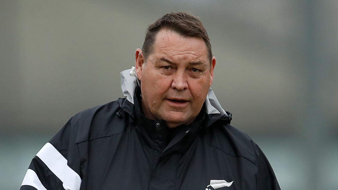 John O'Neill has finally hit back at ex-All Blacks coach Sir Steve Hansen, and he hasn't missed.