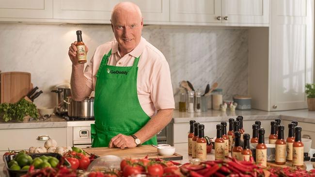 The proceeds from Meagher's limited-edition range will be donated to charity. Picture: Supplied