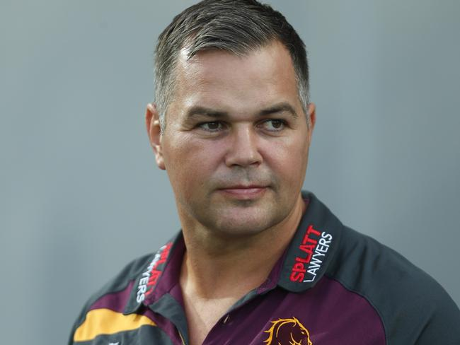Anthony Seibold has endured a tough start to life at the Broncos.