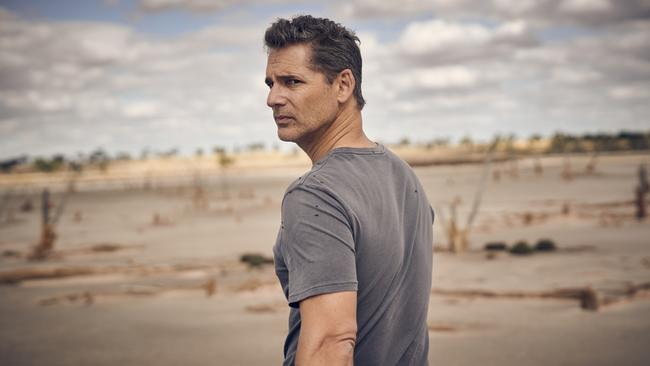 Eric Bana as Aaron Falk in The Dry. Picture: supplied