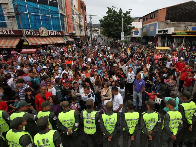 Picture: George Castellanos/AFP