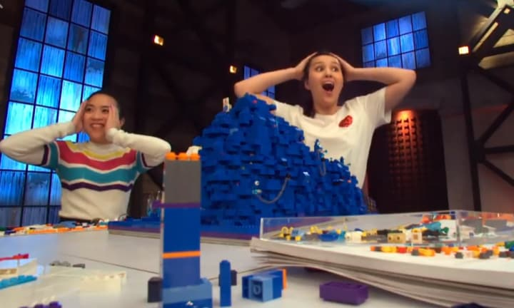 The new family show about LEGO that your kids will be OBSESSED with