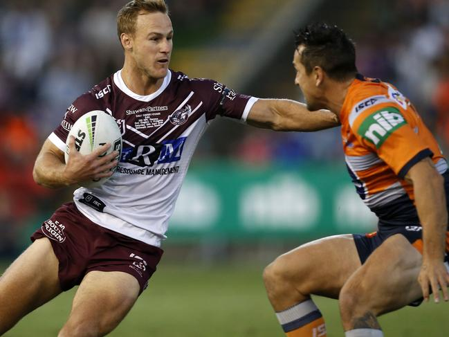 Cherry-Evans has been in fine form for Manly.