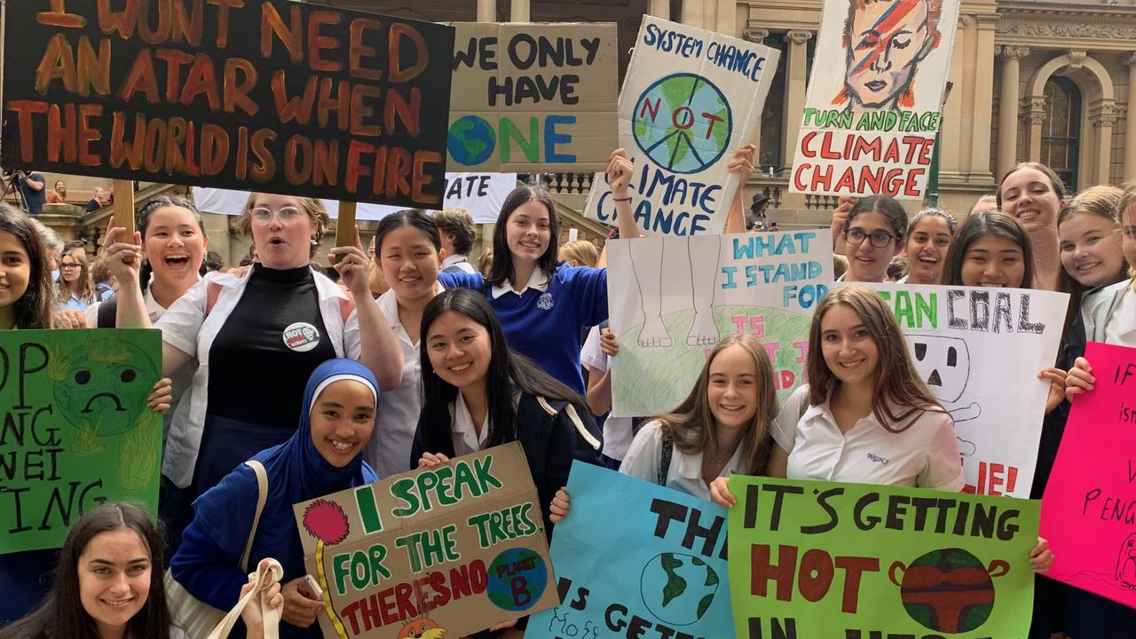 School Strike 4 Climate Twitter: School Strike 4 Climate: Students Wag School To Protest At
