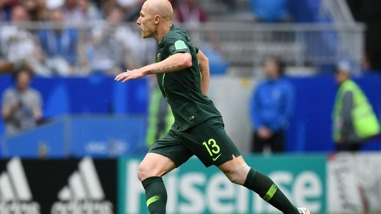 Aaron Mooy has been key for the Socceroos.