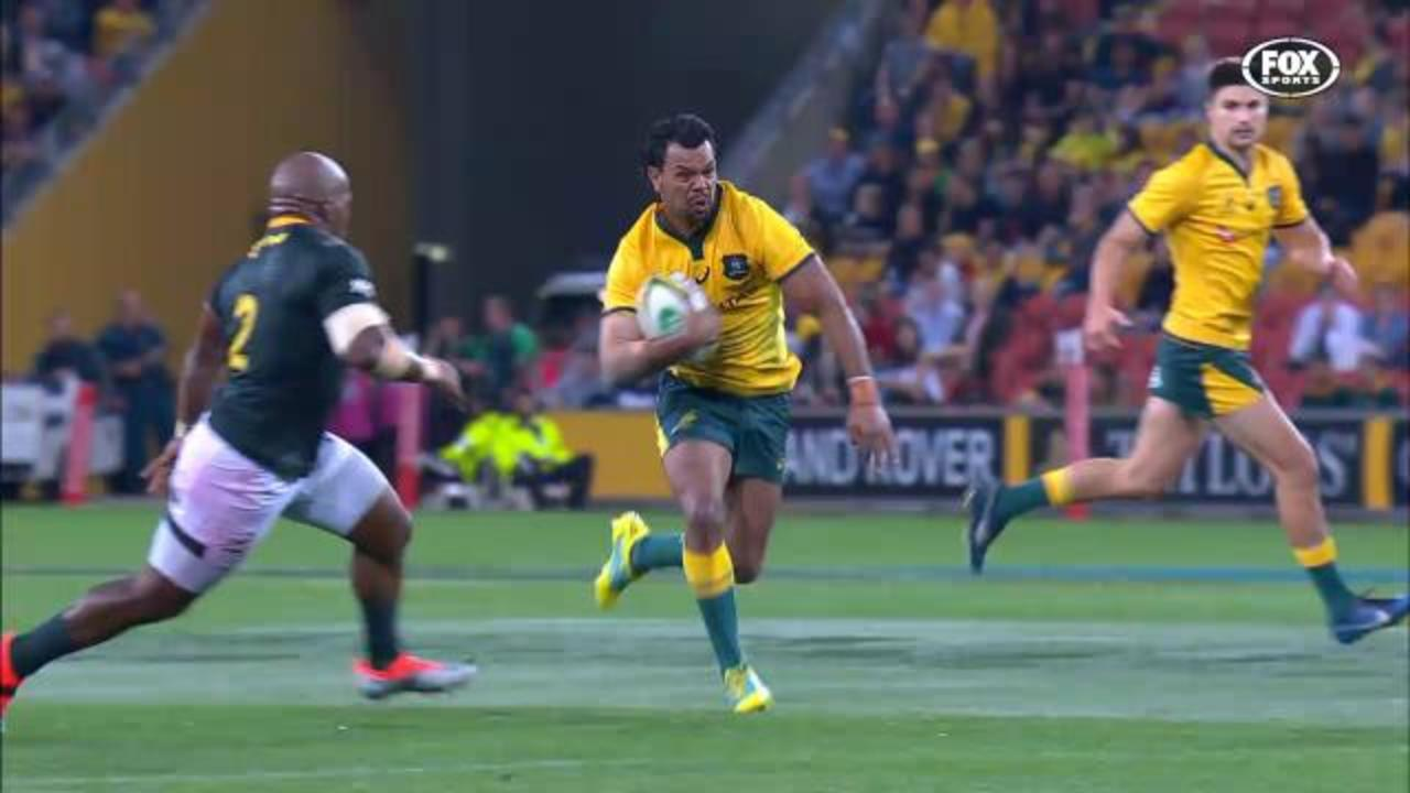 How Wallabies can help Beale