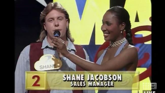 Shane Jacobson's flashback to Man O Man in 1994.