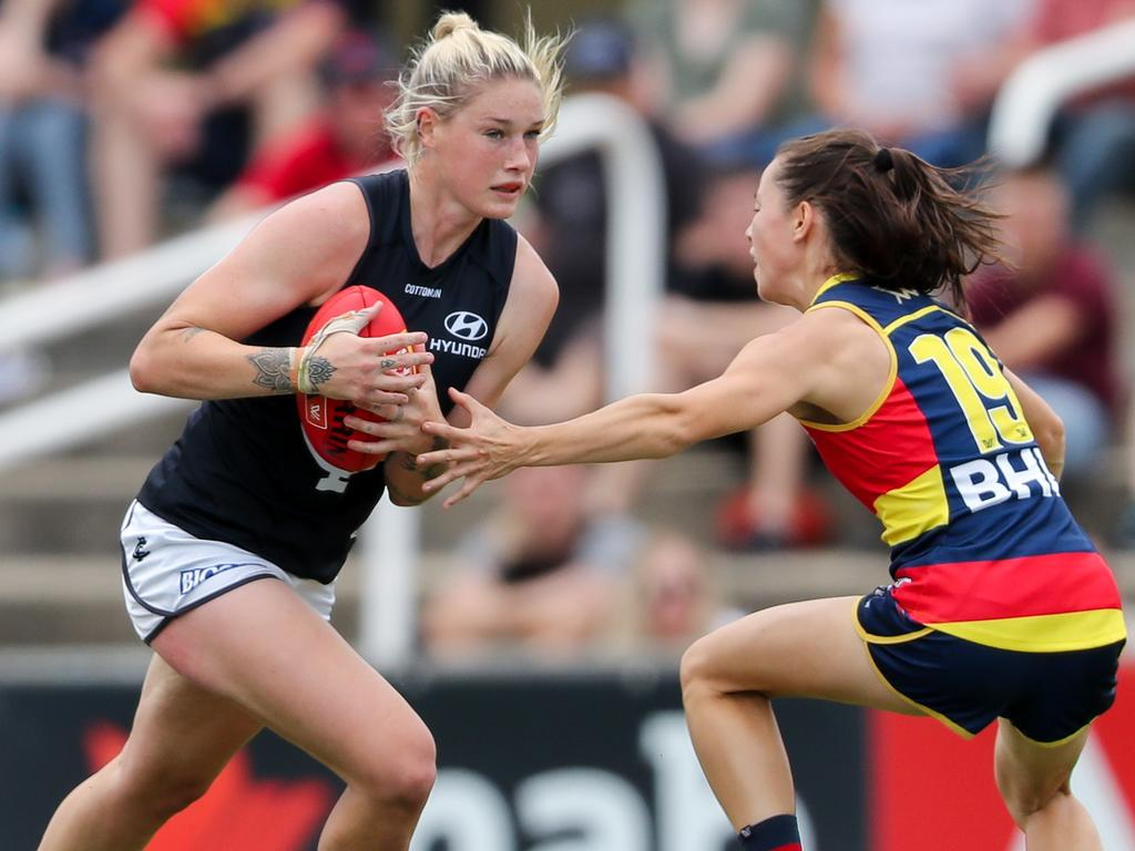 Attendance and television viewership for AFLW has risen from past seasons