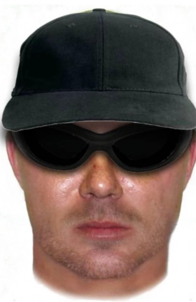 Police have released a COMFIT image of the man. Picture: QPS
