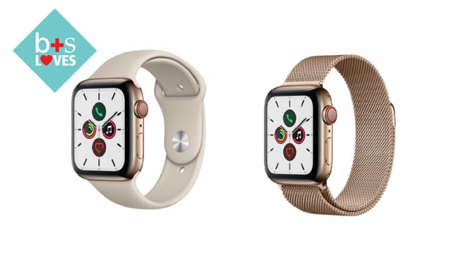 Apple Watch Series 5, starting from $649, at apple.com/au