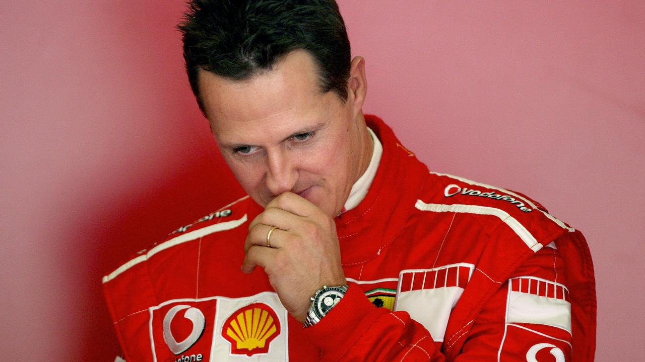 Michael Schumacher's recovery has been kept extremely private.
