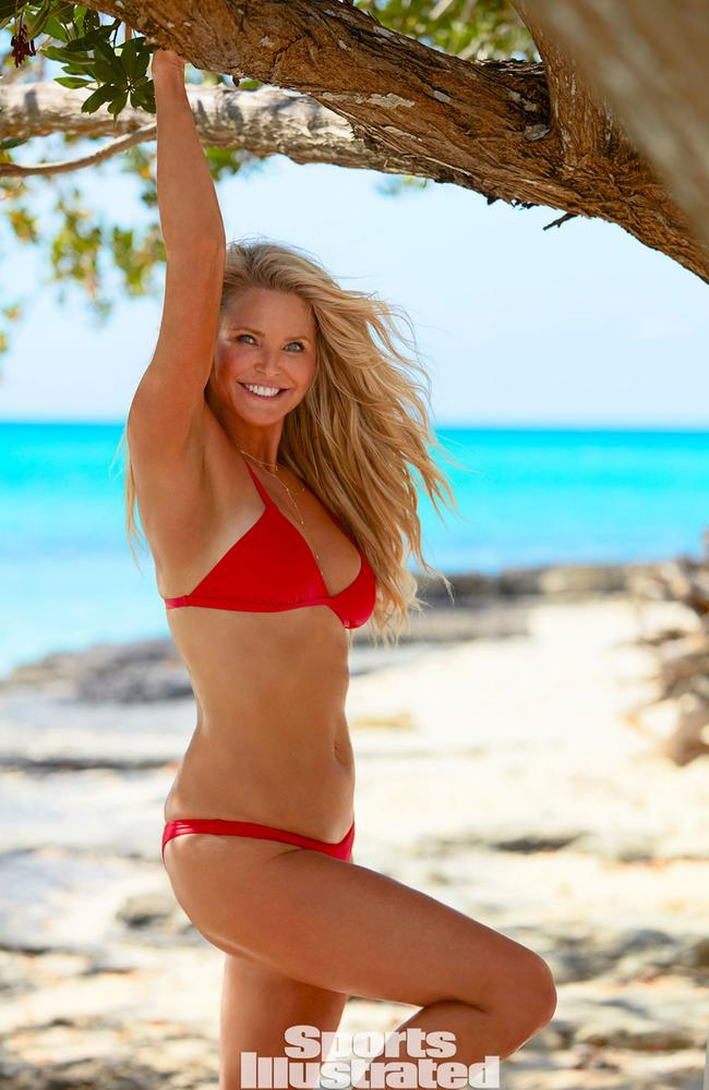 Christie Brinkley, 63, stuns in powerful return to SI