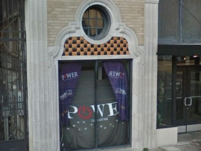 Gunfire broke out at the Power Lounge in Little Rock after a dispute broke out between revellers. Picture: Google.
