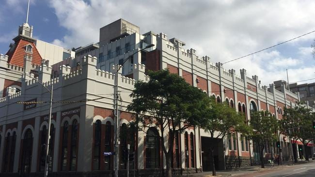East Melbourne's Brew Tower Museum Tribeca will also be open as part of the cultural weekend.