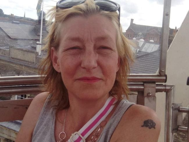 Dawn Sturgess, 44, has died after being exposed to the nerve agent Novichok. Picture: AAP