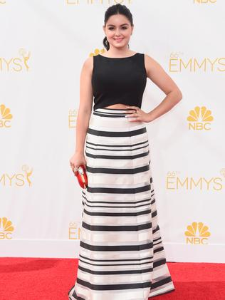 Ariel Winter attends the 66th Annual Primetime Emmy Awards.