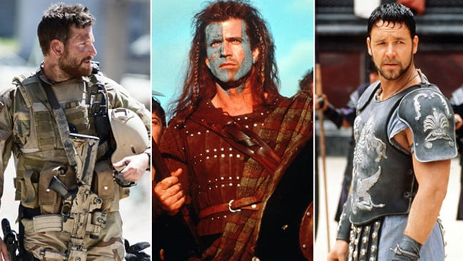 Gladiator Pulp Fiction Braveheart Movies With Mistakes In Them