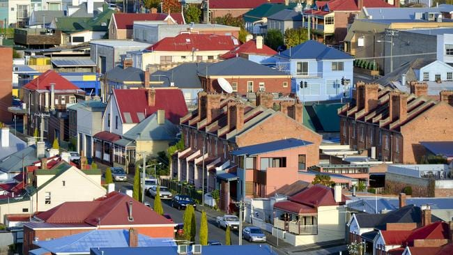 Some Hobart dwellers have resorted to staying in the showgrounds as they can't find a rental property. Picture: iStock