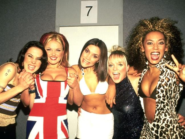 Last year she revealed the Spice Girls were put subjected to pressure to lose weight.