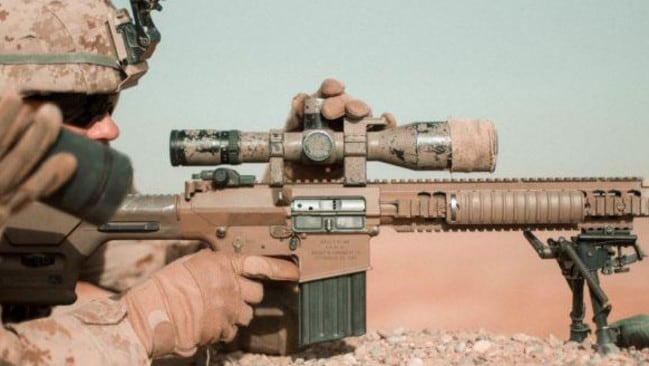 US Guns Military Sets Sights On New Powerful Sniper Rifle