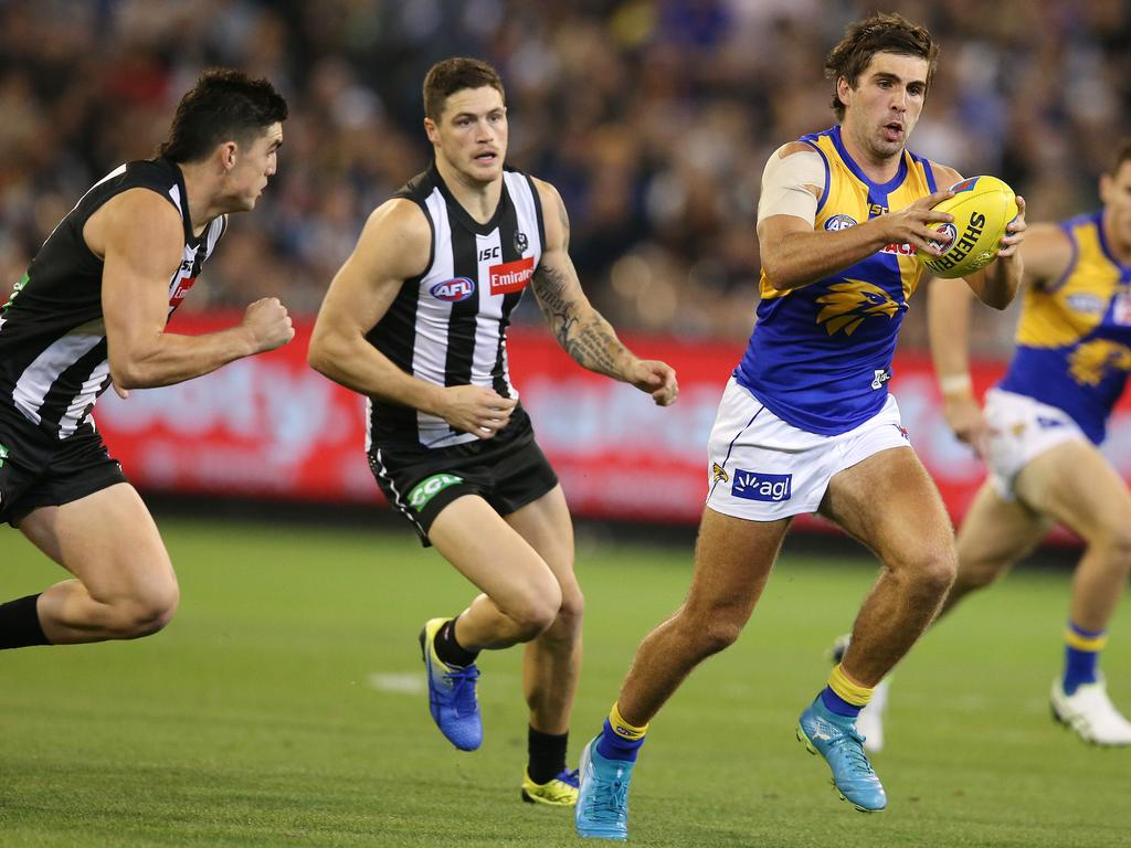 Expect ample speculation about Andrew Gaff throughout 2020.