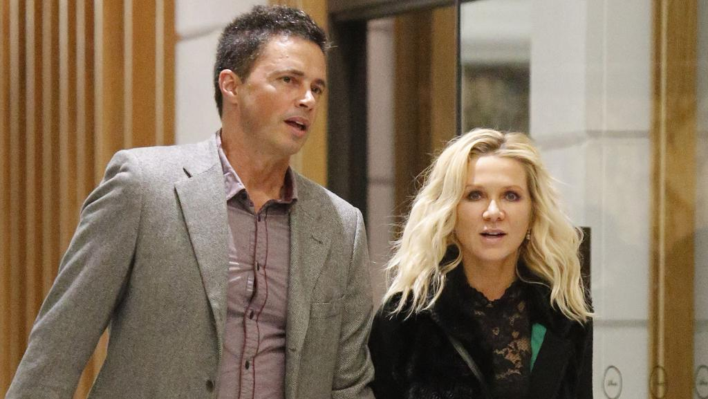 Danielle Spencer introduces new love interest to family at