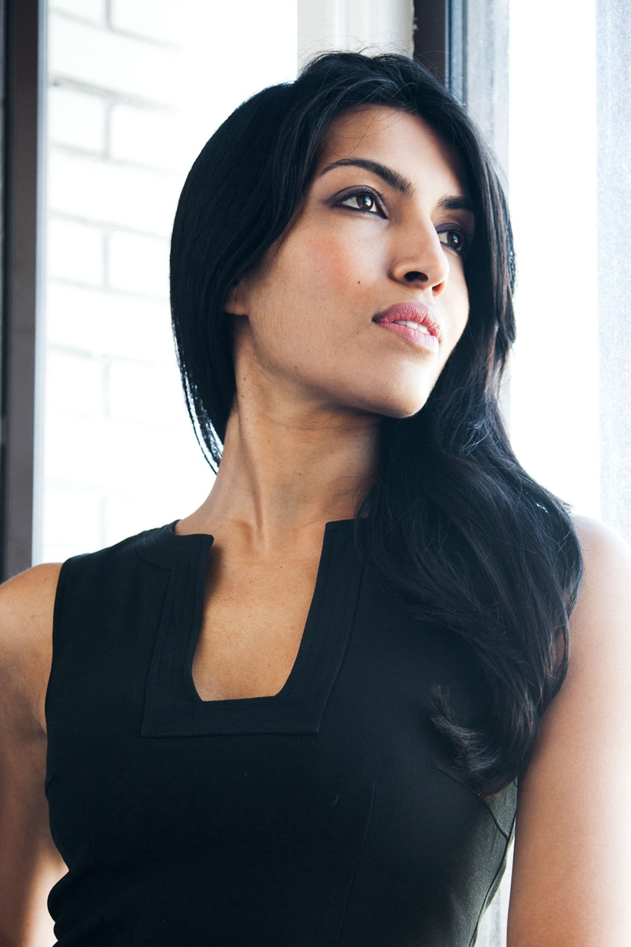 Leila Janah, founder and CEO of Samasource and LXMI
