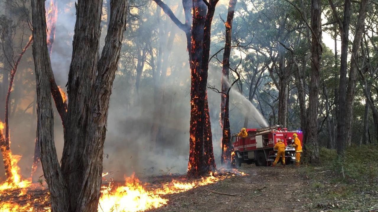 fire warnings victoria - photo #40