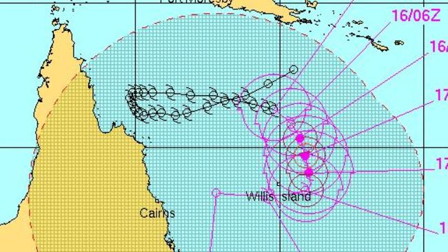 Cyclone Nathan remains category one on the way to Gulf of ...