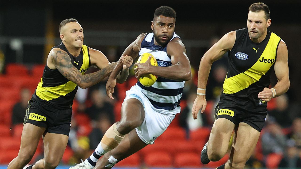 Could Esava Ratugolea be involved in the Jeremy Cameron deal? (Photo by Chris Hyde/Getty Images)
