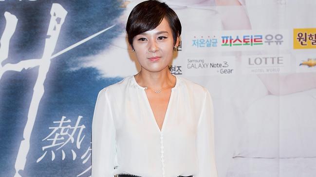 Jeon Mi-seon's career spanned almost three decades. Picture: Han Myung-Gu/WireImage