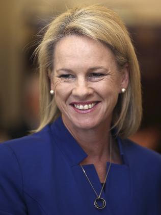 Fiona Nash. Picture: AP Photo/Rob Griffith