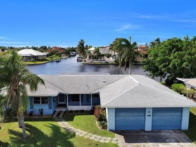 You could buy this home, which is barely above sea level, for US$585,000 (A$749,000). Picture: Zillow