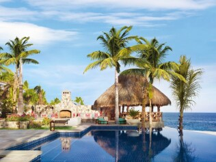 Villa Cortez is where Karl and Jasmine will reside for their December nuptials. Photo: One & Only Palmilla