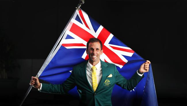 Mark Knowles wants to help restore pride in Australian sport. Picture: Nigel Hallett