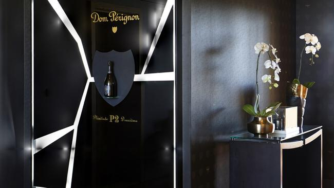 Dom Perignon suite, One & Only resort, Cape Town, South Africa