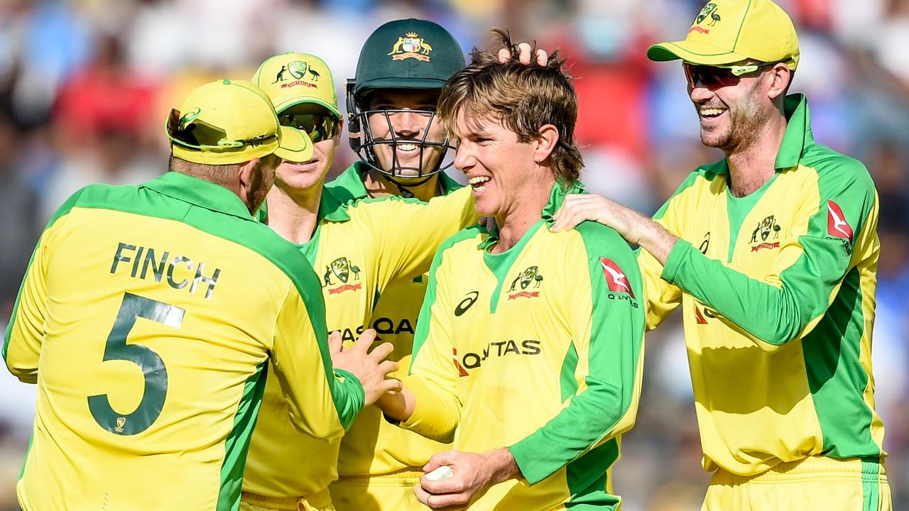 Adam Zampa kept things tight all series.