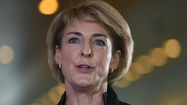 Employment Minister Michaelia Cash has threatened to suspend the welfare payments of activists.