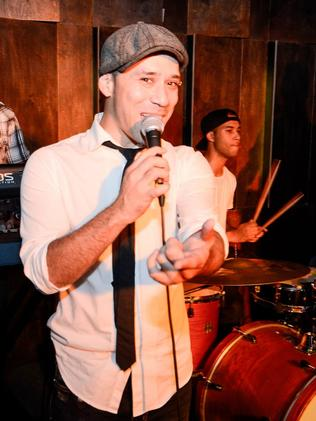 Performing recently at the Subiaco Hotel.