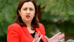 Queensland Premier Annastacia Palaszczuk has warned residents to follow guidelines or face further clamp downs. Picture: Darren England AAP