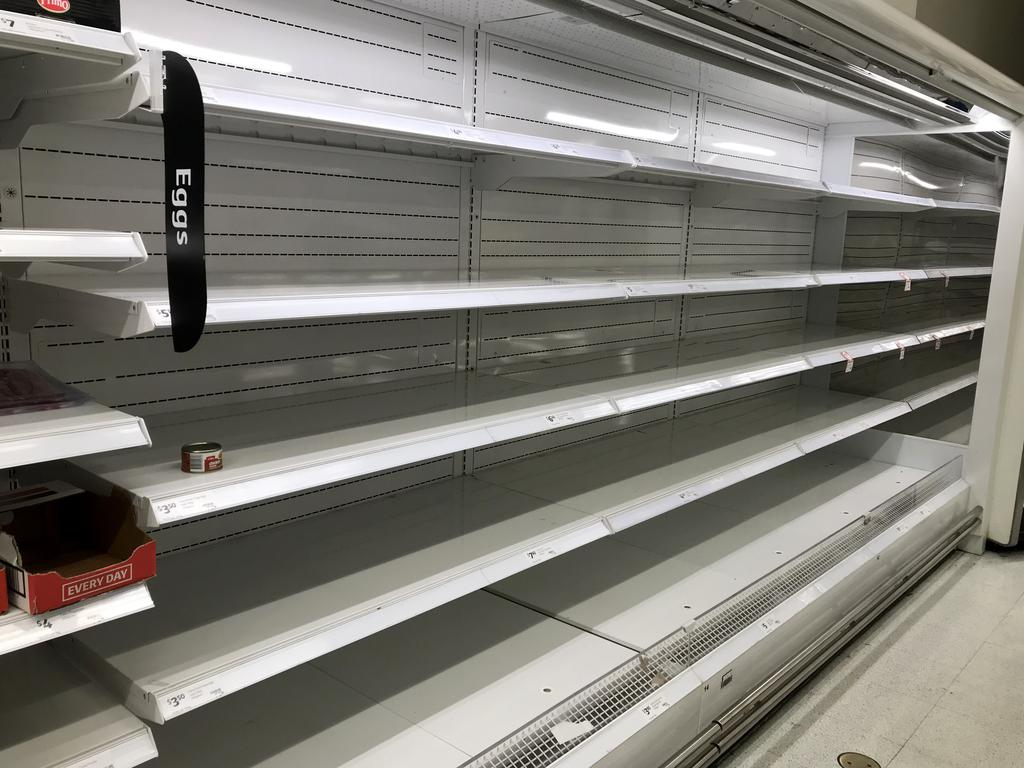 Coles has brought in new buying restrictions as a result of hoarding and panic buying. Picture: Supplied